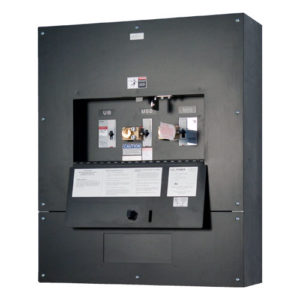 90880 ups maintenance bypass cabinet open