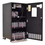 BC25 Battery Cabinet Open Side Image