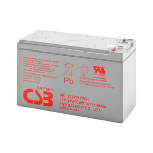 CSB HRL1234W Hitachi Battery