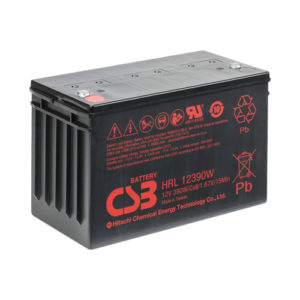 CSB HRL12390W Hitachi Battery